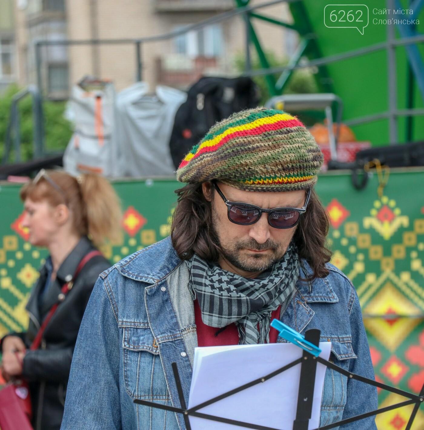 Скрипка, джаз та вечірні танці - яким був День вуличної музики у Слов'янську, фото-9