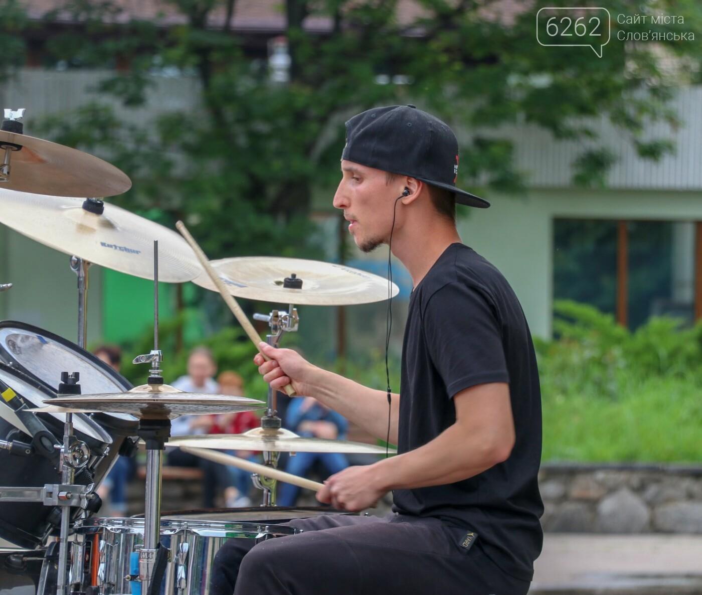 Скрипка, джаз та вечірні танці - яким був День вуличної музики у Слов'янську, фото-16