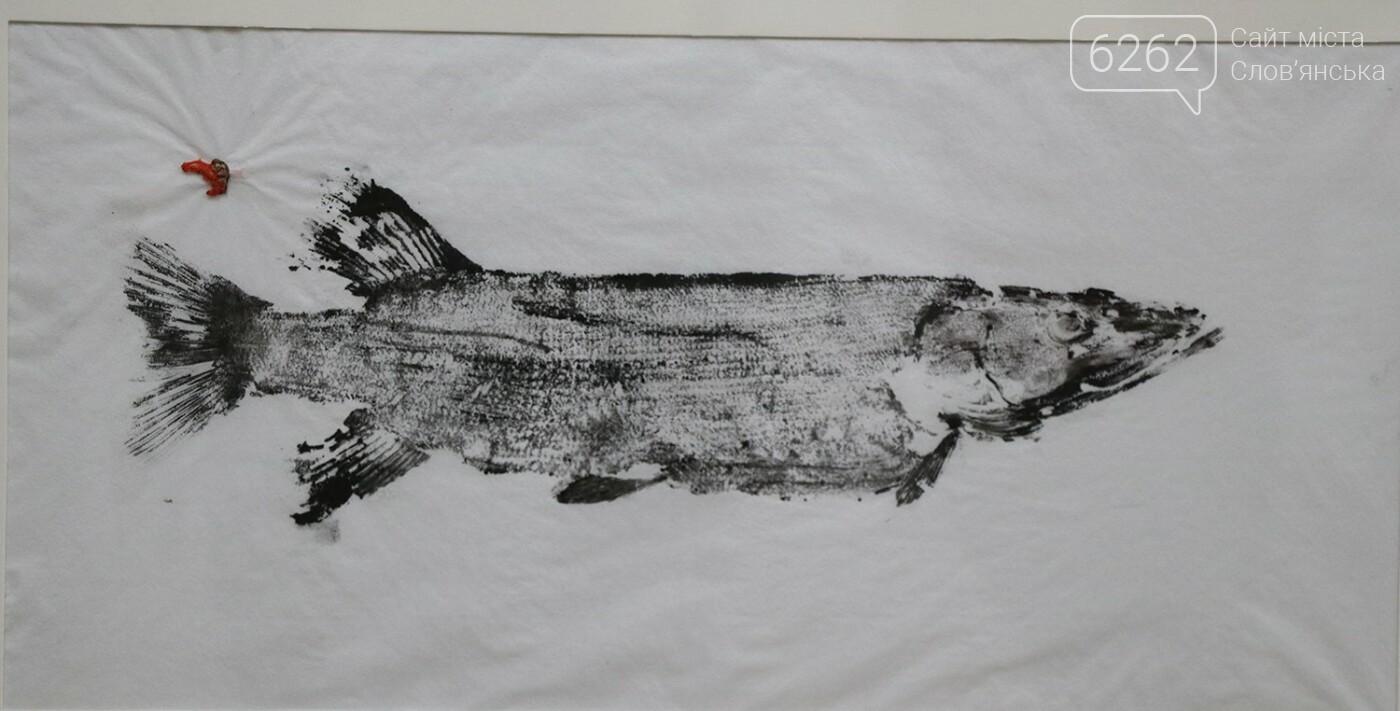 """Легенди Єгипту та казки - у музеї Слов'янська відкрилася виставка """"без олії"""", фото-16"""