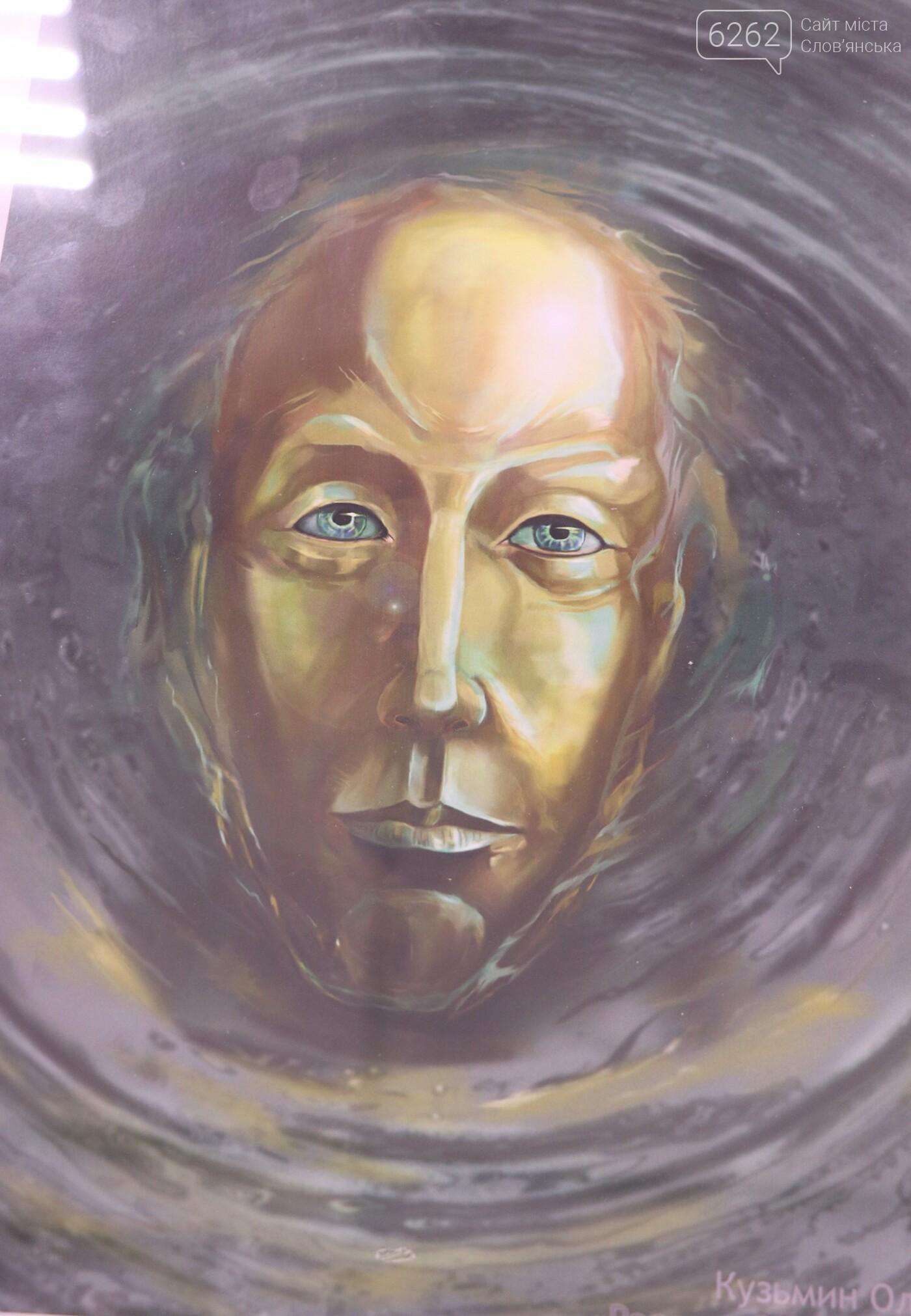 """Легенди Єгипту та казки - у музеї Слов'янська відкрилася виставка """"без олії"""", фото-21"""