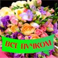 Цветочный магазин «Все пучком» - цветы в Славянске