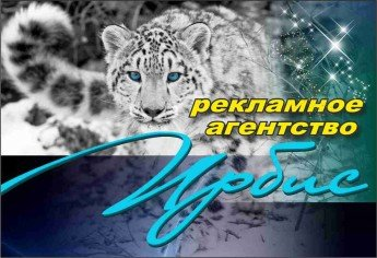 Логотип - Рекламное агентство «Ирбис»