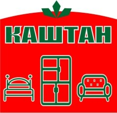 Логотип - Магазин мебели «Каштан»