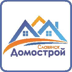 Логотип -  Домострой Славянск