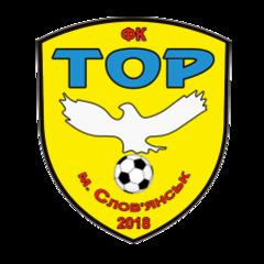 Логотип - Футбольный клуб ТОР в Славянске