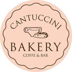 Логотип - Cantuccini Bakery - кофейня - кондитерская в Славянске