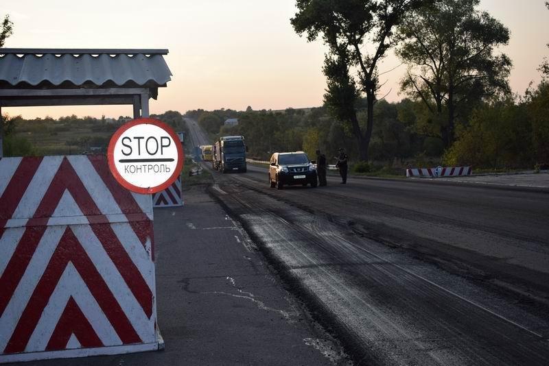 На території Слов'янської оперативної зони проінспектували пункти пропуску, фото-1