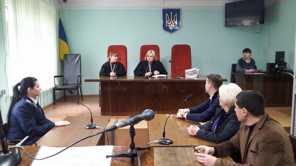На суд экс-мэра Славянска Нели Штепы не явился один из судей, фото-1