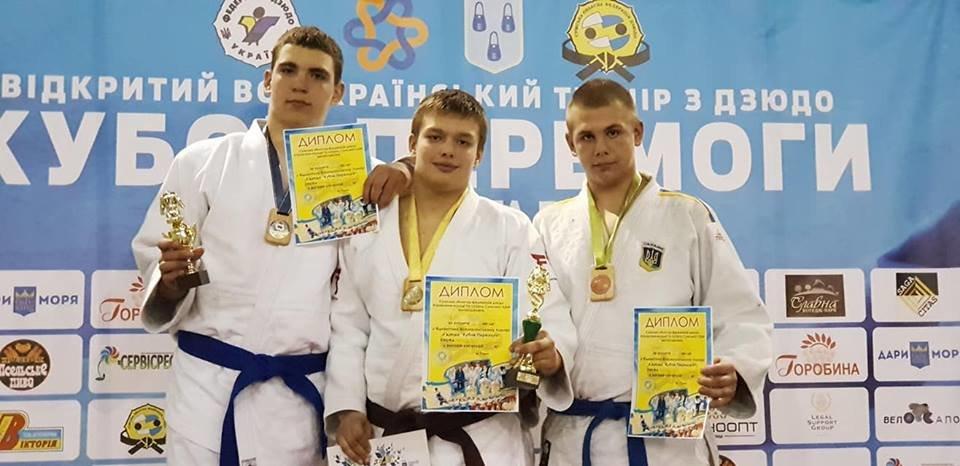Слов'янські спортсмени отримали перемогу у Всеукраїнському турнірі з дзюдо, фото-1