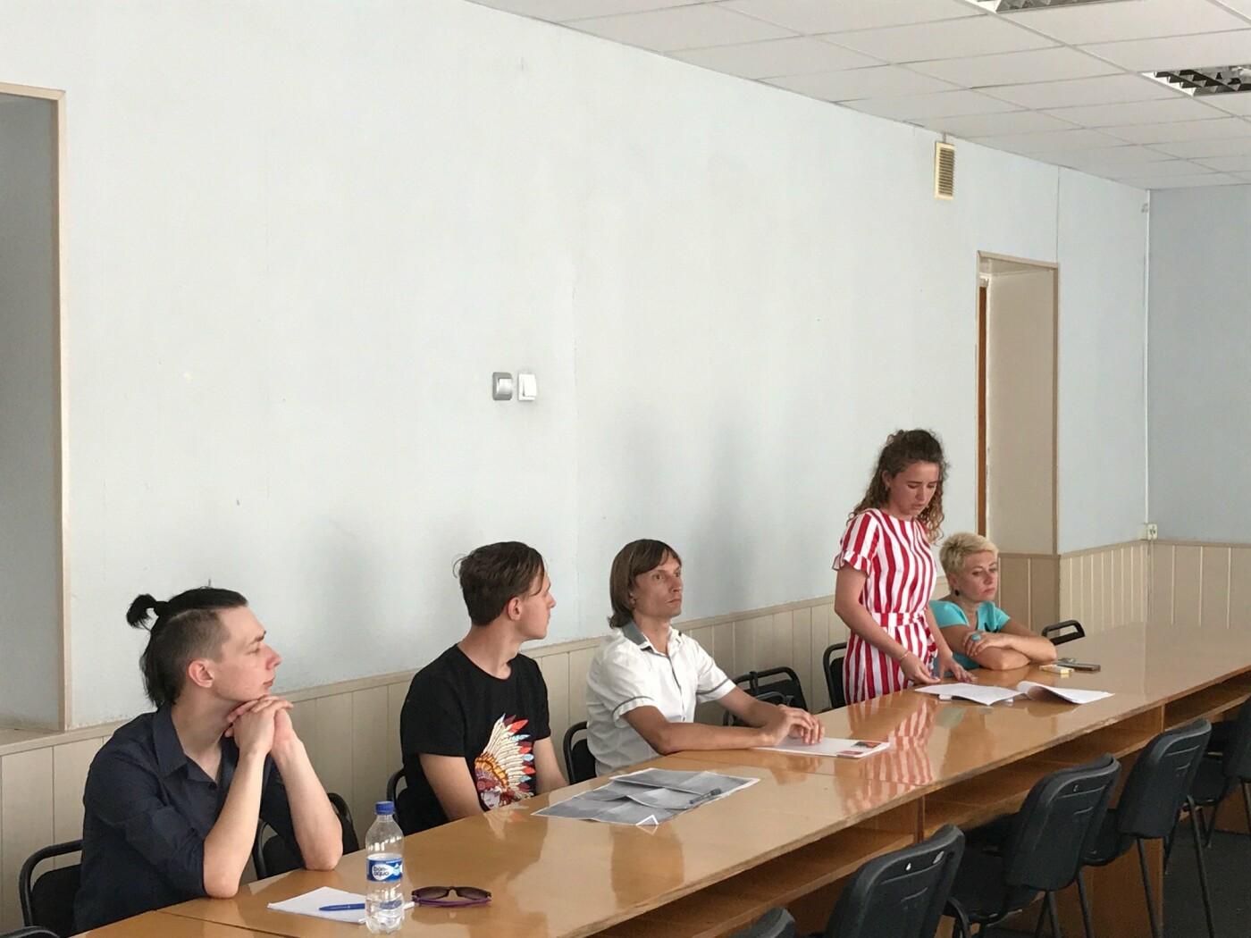 В Славянске выбрали участников молодежного совета, фото-2