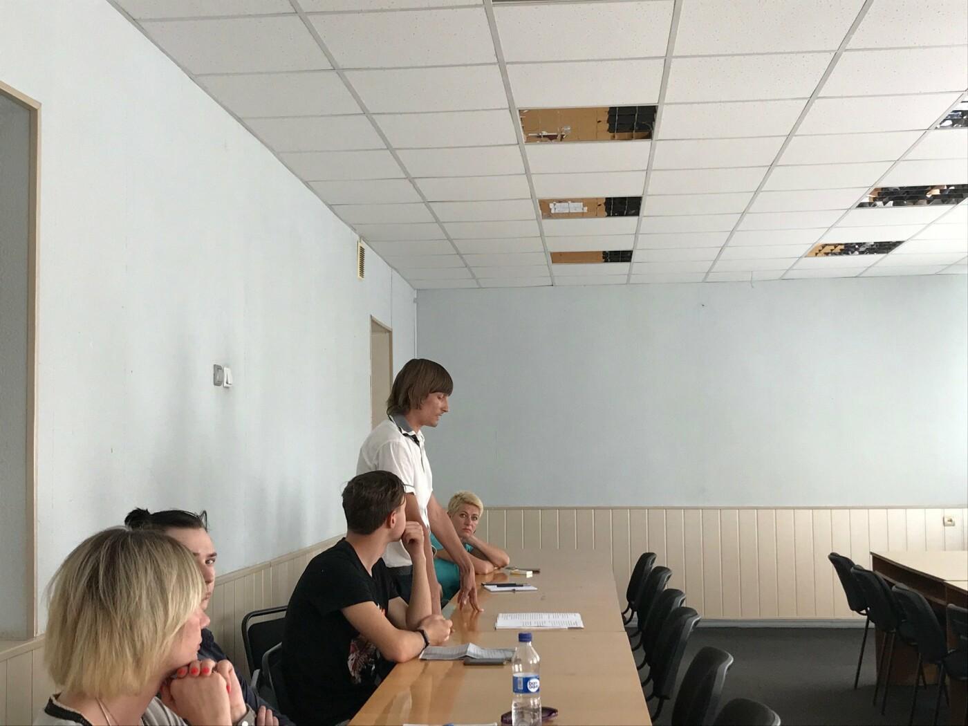 В Славянске выбрали участников молодежного совета, фото-4