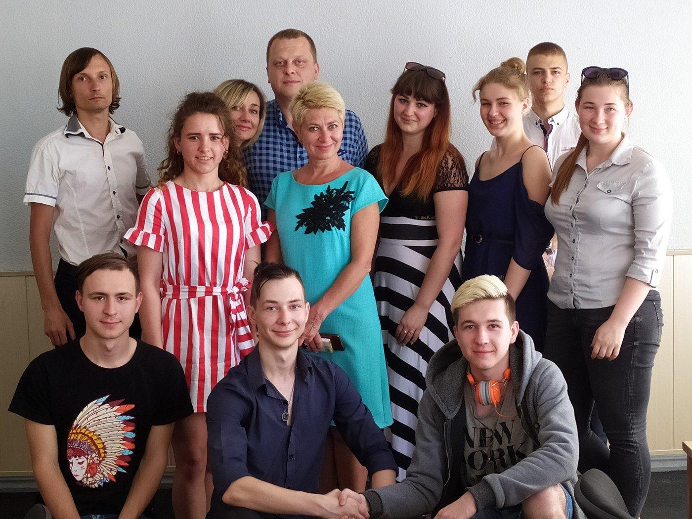 В Славянске выбрали участников молодежного совета, фото-5