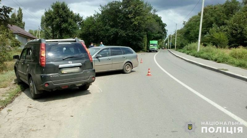 В Славянске в ДТП пострадали двое людей, фото-1