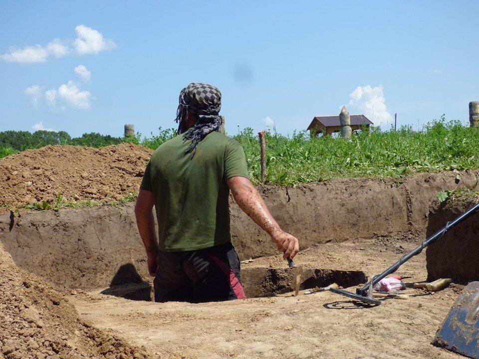 Доторкнутися до історії. Віталій Киркач про археологію, розкопки та дослідження у Слов'янську, фото-2