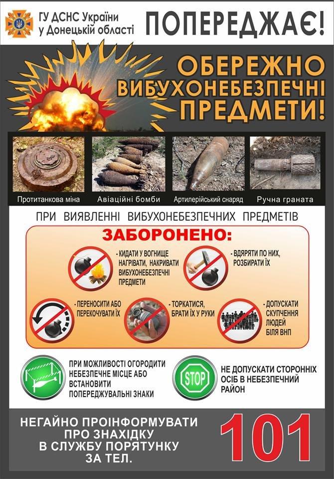 Обнаружены опасные находки в Славянском районе и Святогорске , фото-2