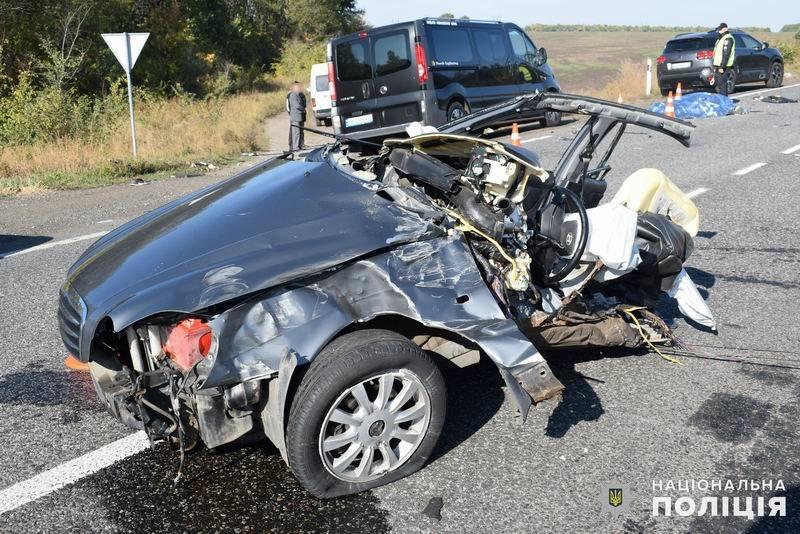 Смертельное ДТП возле Славянска. В аварии погиб ребенок и двое взрослых, фото-5