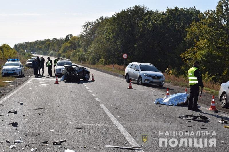 Смертельное ДТП возле Славянска. В аварии погиб ребенок и двое взрослых, фото-2