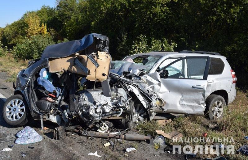 Смертельное ДТП возле Славянска. В аварии погиб ребенок и двое взрослых, фото-1