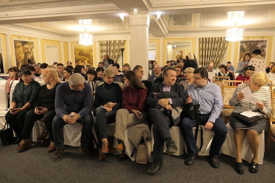 В Донецької області  відбулася науково-практична конференція «Клінічна неврологія та нейрохірургія- нові аспекти в діагностиці та лікуванні», фото-5