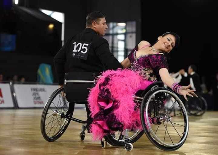 На Чемпіонаті світу зі спортивних танців на візках у Німеччині успішно виступили слов'янські спортсмени , фото-4