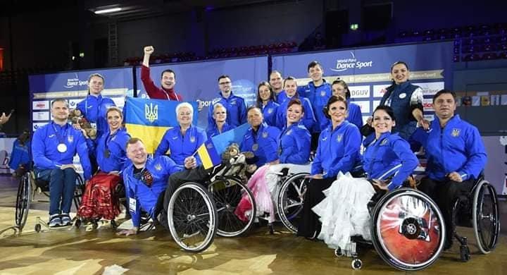 На Чемпіонаті світу зі спортивних танців на візках у Німеччині успішно виступили слов'янські спортсмени , фото-6