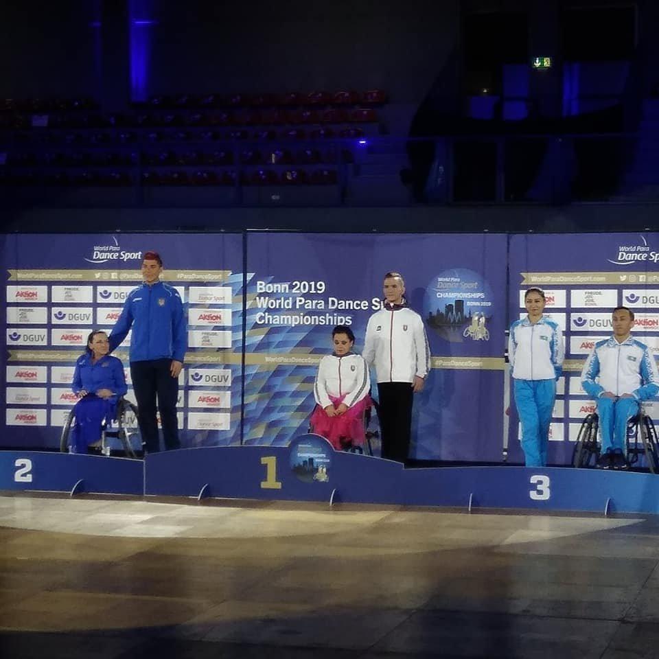 На Чемпіонаті світу зі спортивних танців на візках у Німеччині успішно виступили слов'янські спортсмени , фото-10