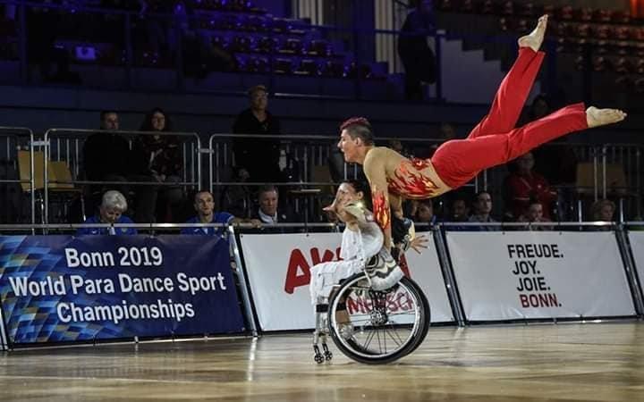 На Чемпіонаті світу зі спортивних танців на візках у Німеччині успішно виступили слов'янські спортсмени , фото-9
