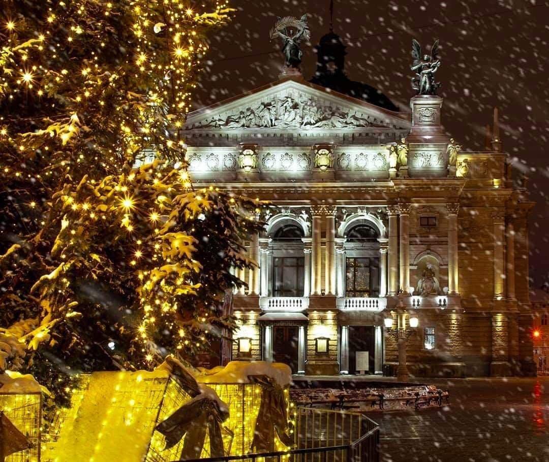 Як відсвяткували Новий Рік у різних містах України, фото-13
