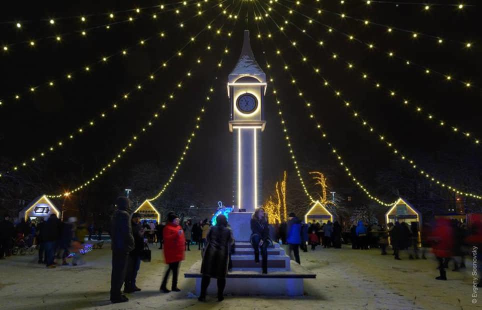 Як відсвяткували Новий Рік у різних містах України, фото-6