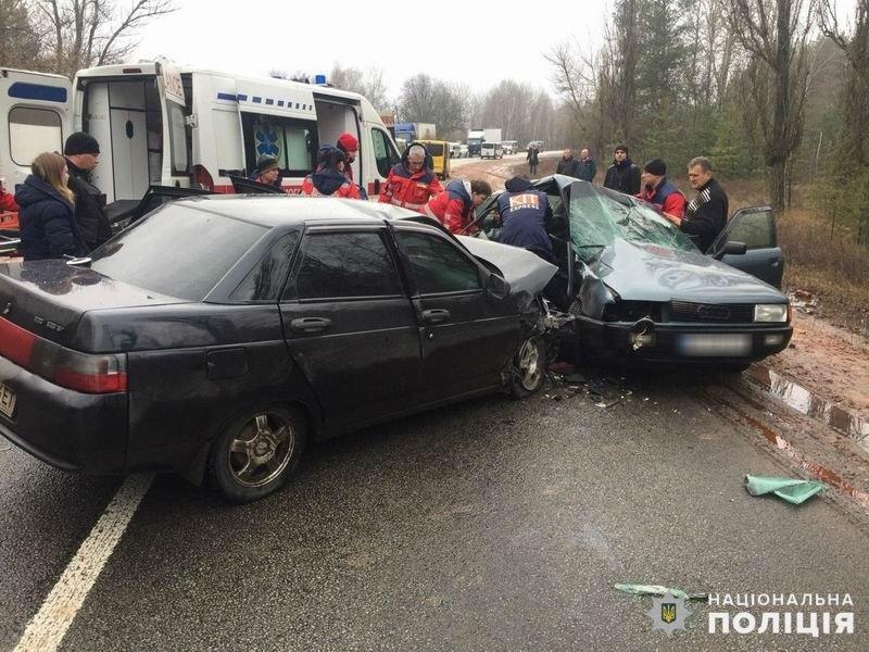 В Славянском районе произошло ДТП с пострадавшими. Один человек погиб, фото-1