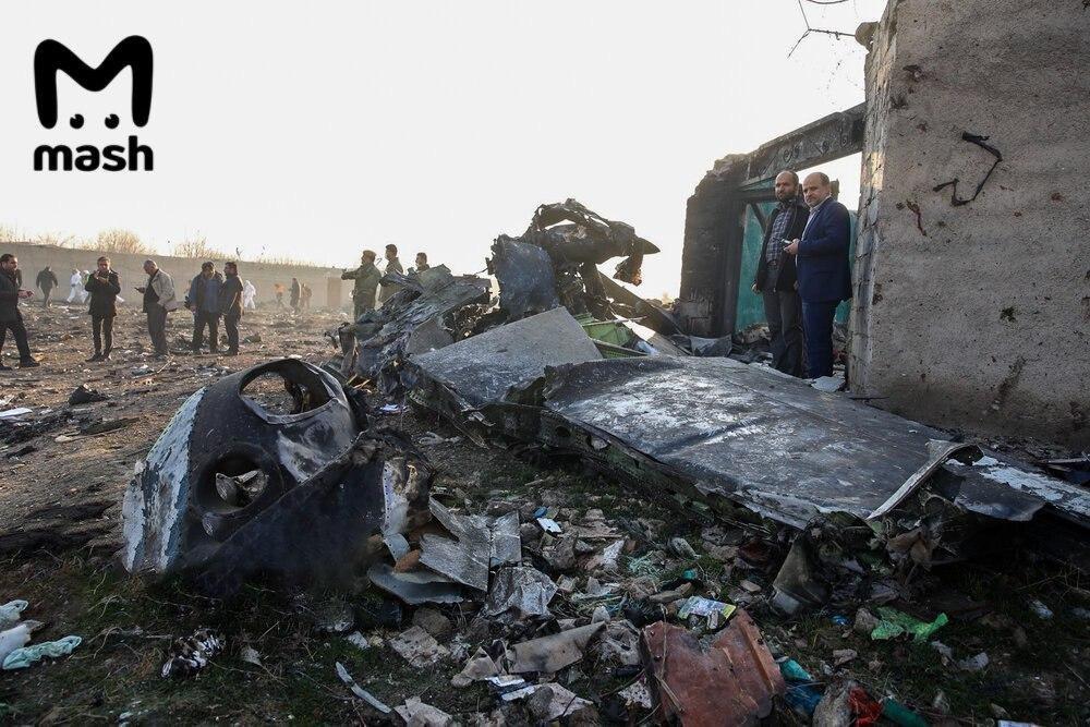 Крушение Boeing 737-800 - 176 погибших. В Украине на время прекратят перелеты в Иран, фото-3