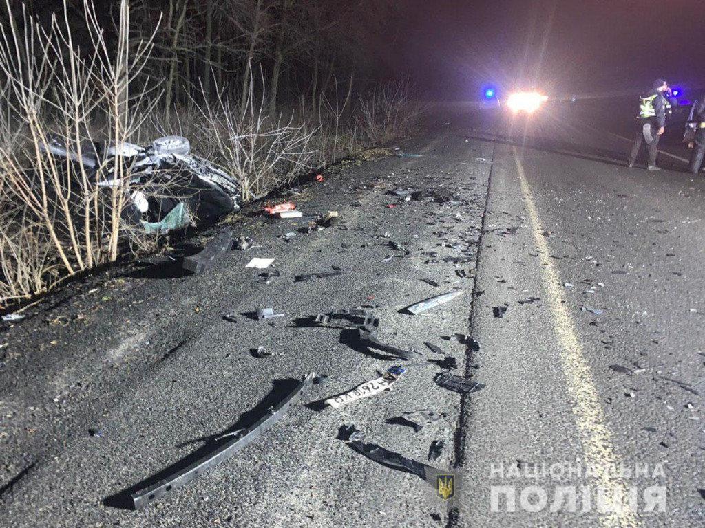Жахливе ДТП поблизу Слов'янська. Одна людина загинула, ще дві - травмовані , фото-2