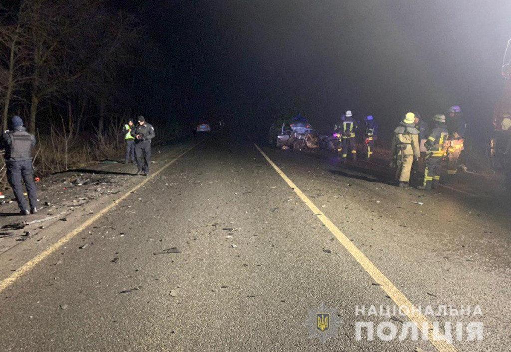 Жахливе ДТП поблизу Слов'янська. Одна людина загинула, ще дві - травмовані , фото-1