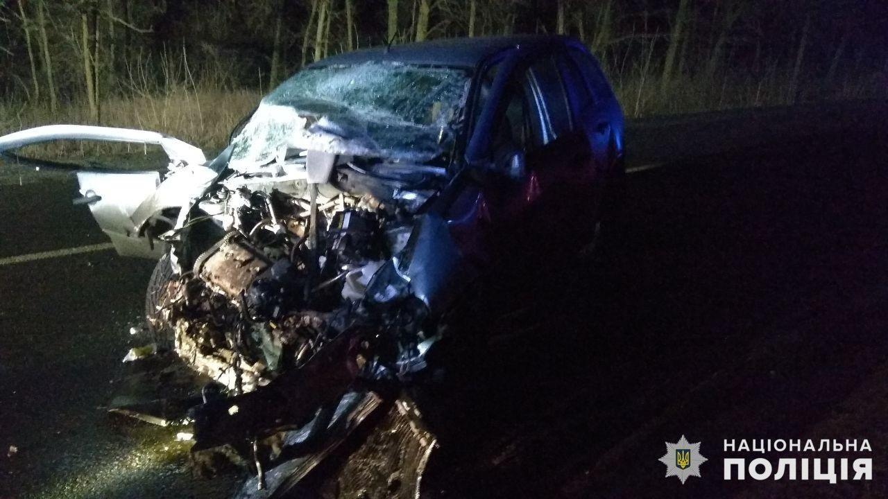 Жахливе ДТП поблизу Слов'янська. Одна людина загинула, ще дві - травмовані , фото-3