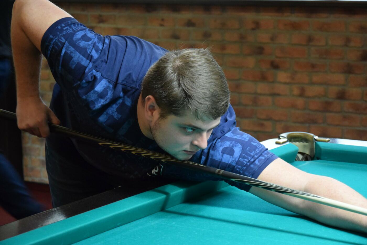 У Слов'янську з'являється все більше перспективних гравців у більярд  , фото-8