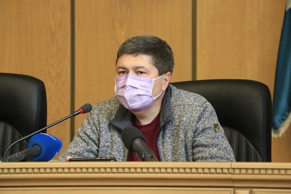 Мешканці Слов'янська у масках. Фото з соцмереж, фото-9