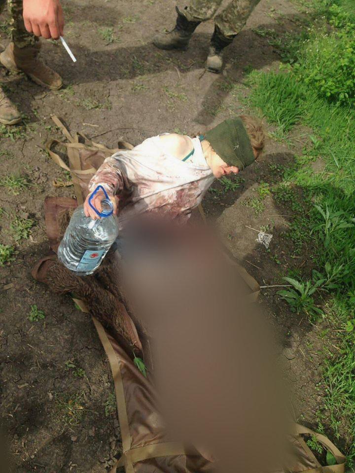 На Донеччині підірвалася жінка під час спроби обійти КПВВ, фото-1