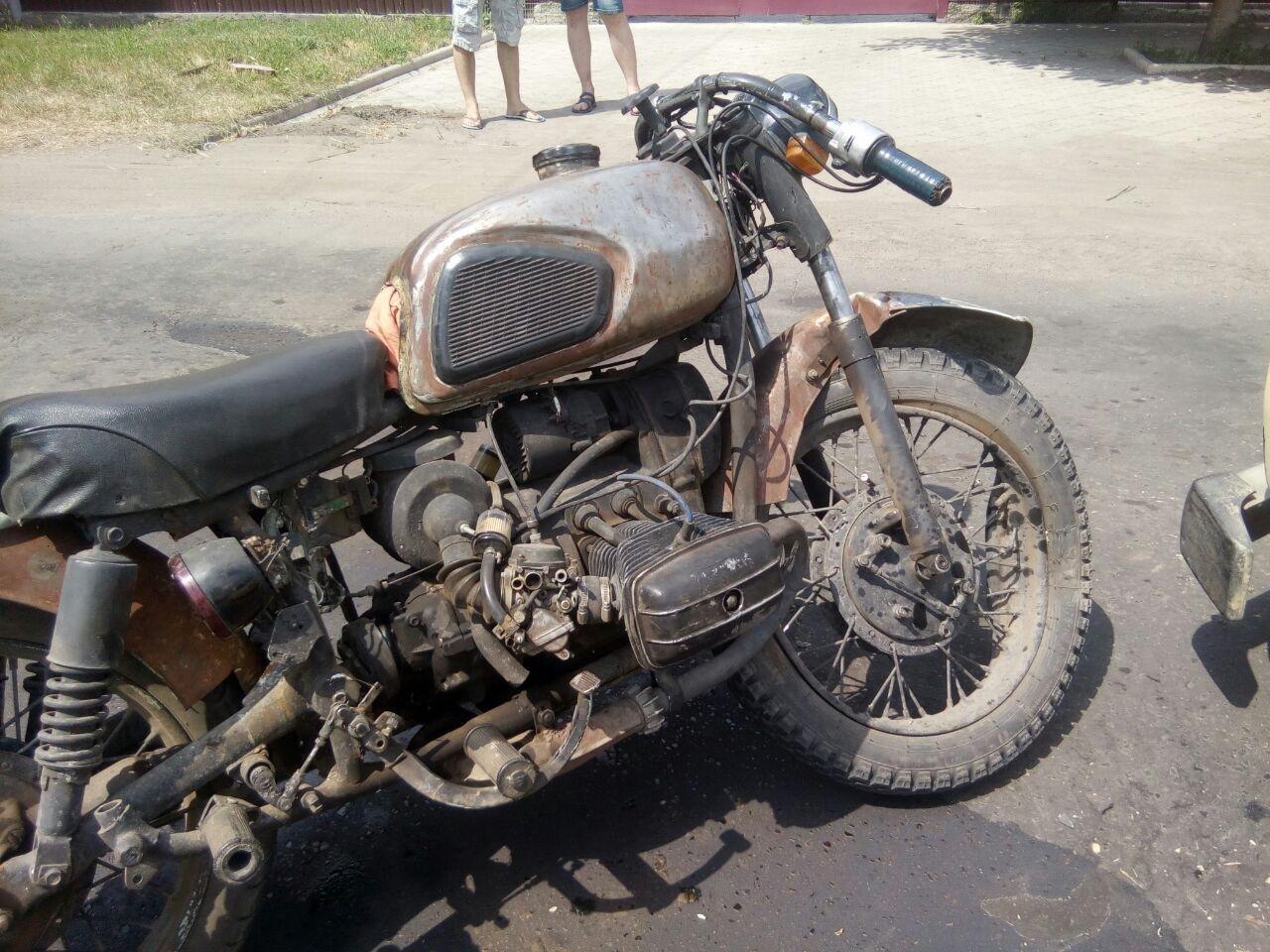 У Слов'янську знову сталося ДТП за участі мотоцикліста, фото-2