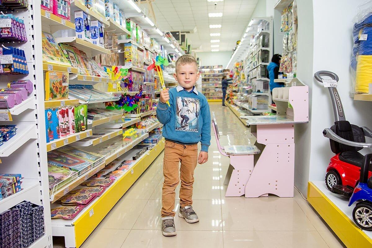 """Супермаркет """"НОВЫЙ ФОРМАТ"""" приглашает на веселый шопинг , фото-1"""
