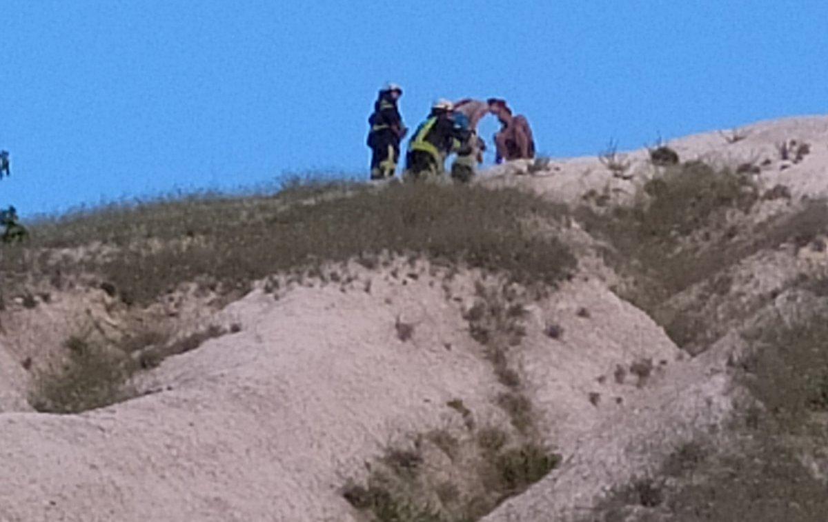 Рятувальники зняли з Карачуна. У Слов'янському районі мама з донькою не змогли спустись с гори , фото-2