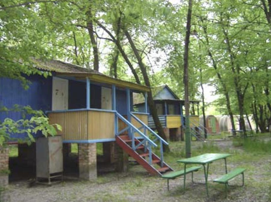 База відпочинку, кімната і котедж. Скільки коштує житло у туристичних напрямках Донеччини. Щурове , фото-1