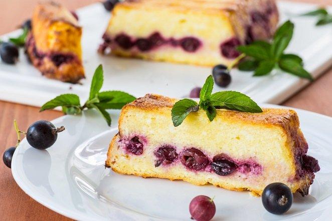 Літні легкі десерти. П'ять рецептів, фото-4