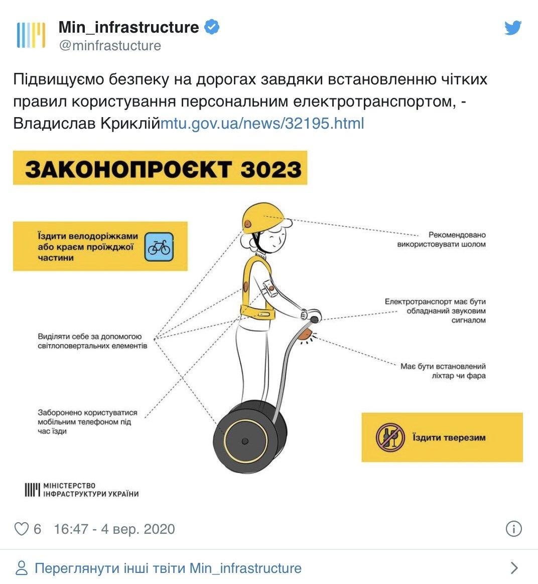 В Україні гіроскутери й електросамокати внесуть у нову категорію учасників дорожнього руху, фото-3