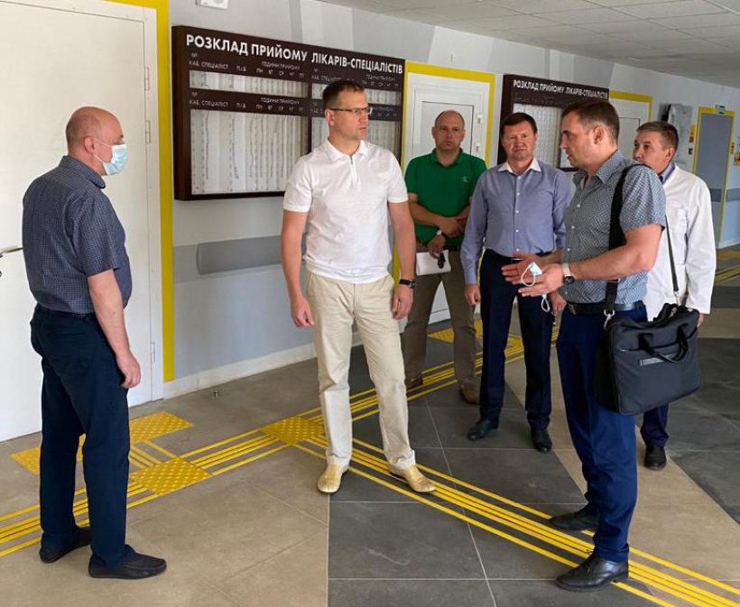 Обласний діагностичний центр у Слов'янську готується до відкриття, фото-8