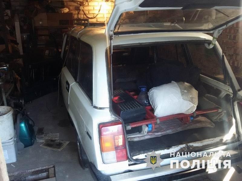 У Слов'янську двоє судимих чоловіків обкрадали автомобілі, фото-3