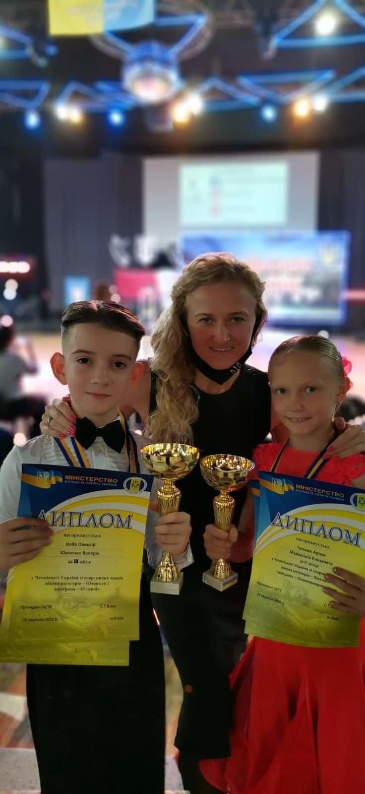 Танцюристи зі Слов'янська здобули бронзу на чемпіонаті України, фото-1