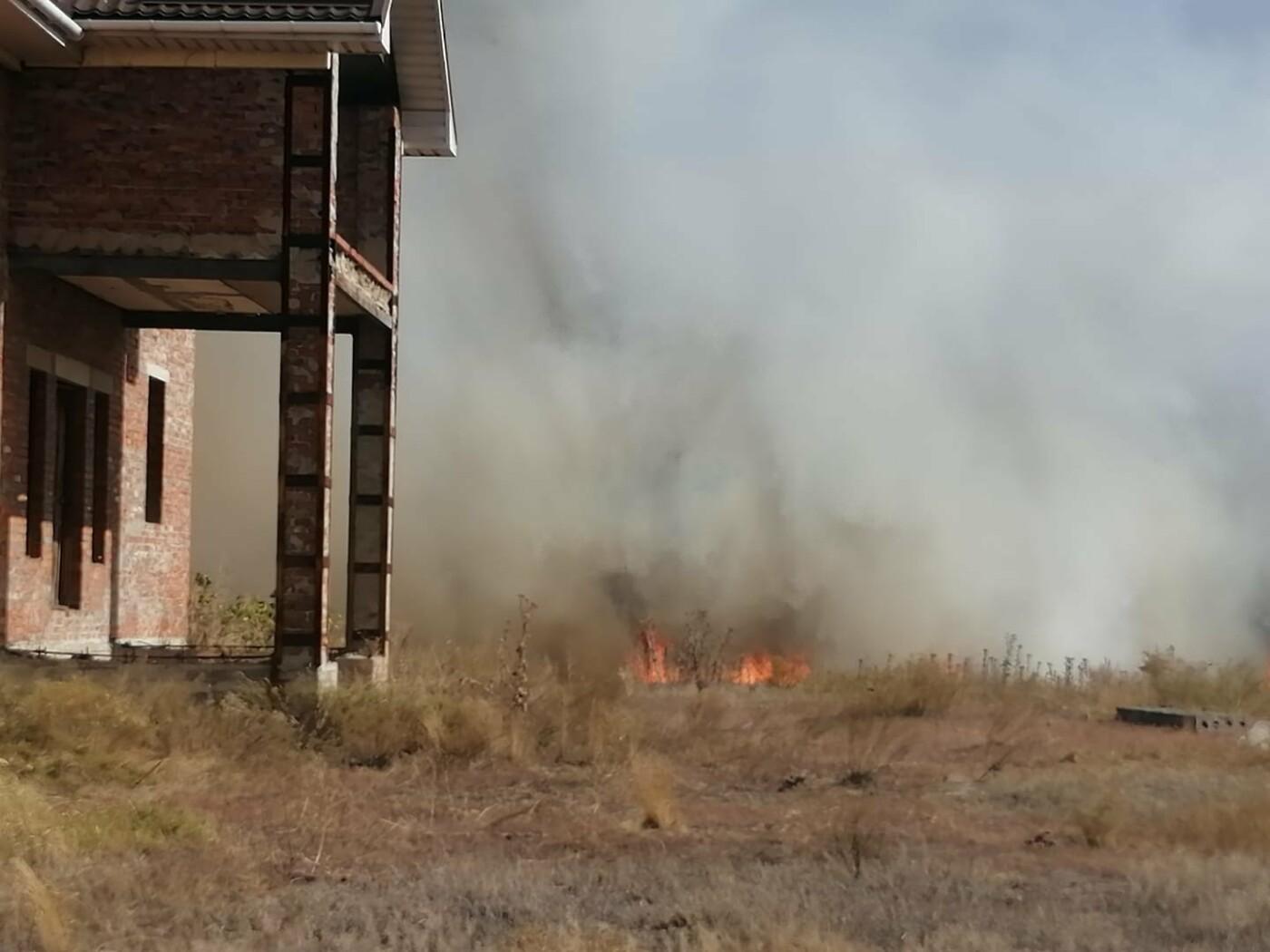 Луганщина у вогні: пожежі поширилися майже на 10 тис. гектарів за добу, фото-1