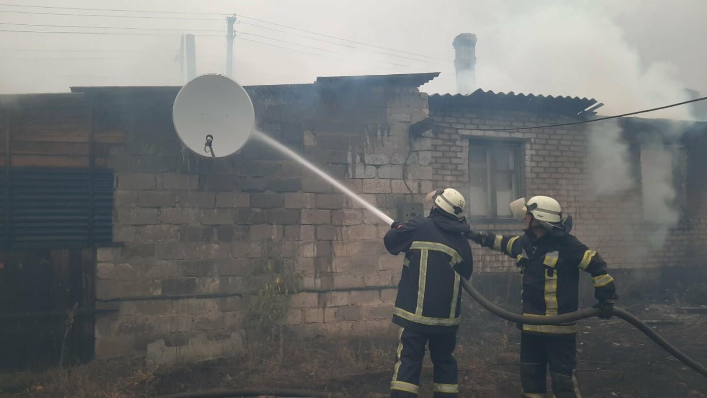 Луганщина у вогні: пожежі поширилися майже на 10 тис. гектарів за добу, фото-2