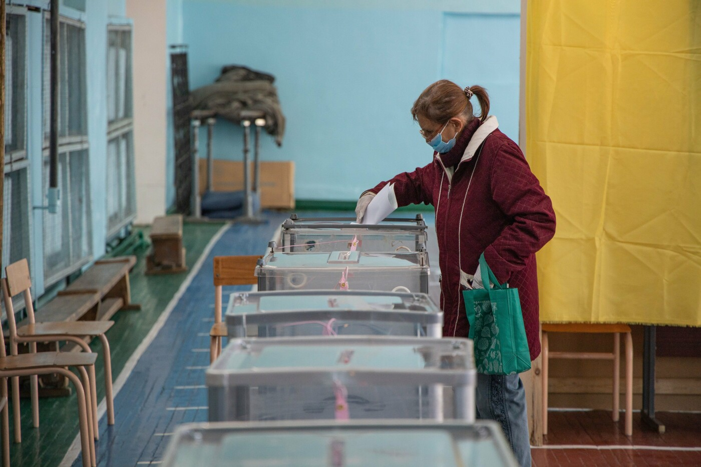 Місцеві вибори 2020 у Слов'янську. Фоторепортаж, фото-9