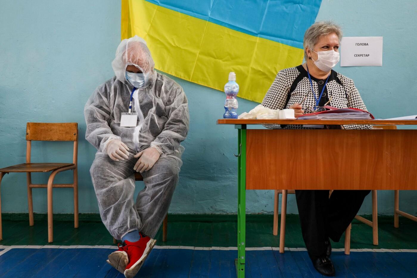 Місцеві вибори 2020 у Слов'янську. Фоторепортаж, фото-11